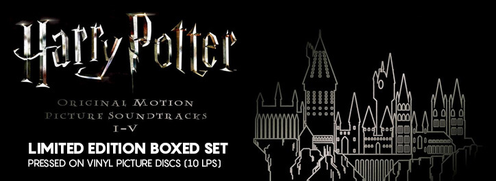 Harry Potter Vinyl