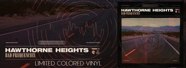 Hawthorne Heights Vinyl