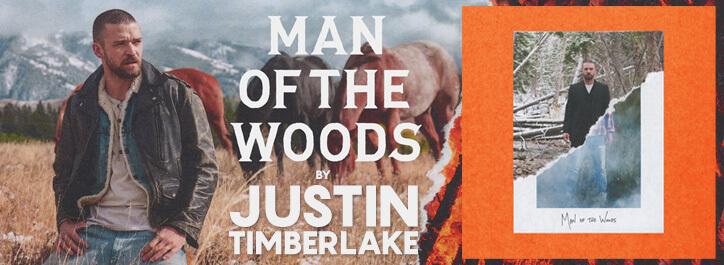 Justin Timberlake Vinyl