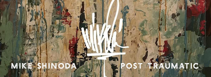 Mike Shinoda Vinyl