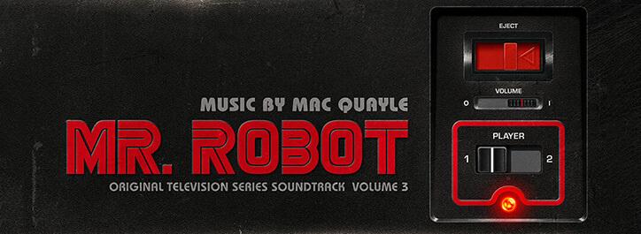 Mr.Robot Vol. 3 Vinyl