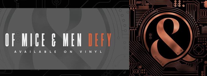 Of Mice and Men Vinyl