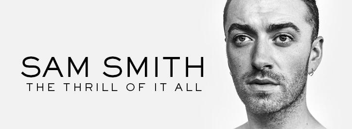 Sam Smith Vinyl