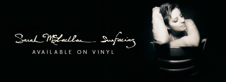 Sarah McLachlan Vinyl