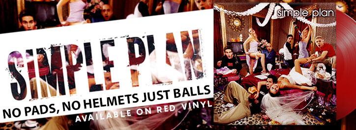 Simple Plan Vinyl