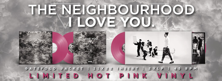 The Neighbourhood Vinyl