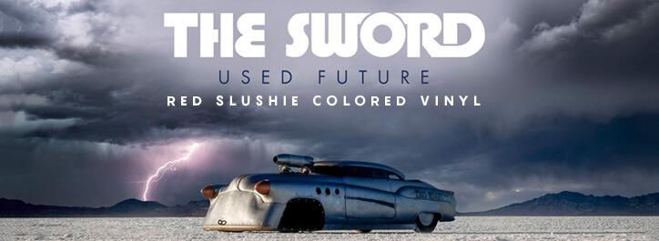 The Sword Vinyl