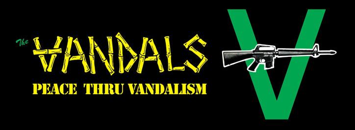 The Vandals Vinyl
