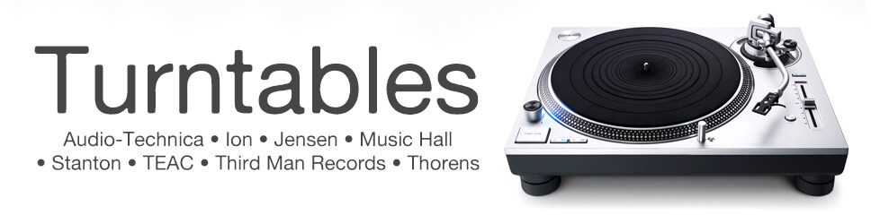 Turntable & Accessories