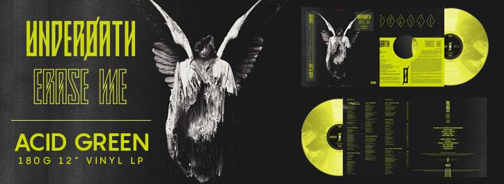 Underoath Vinyl