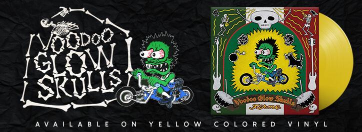 Voodoo Glow Skulls Vinyl